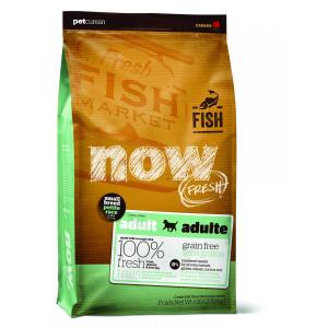 Корм для собак Now Natural Holistic Fresh Small Breed Adult, 2.72 кг, форель, лосось, овощи
