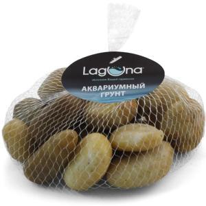 Галька для аквариума Laguna S/YM, 1 кг