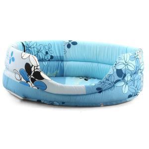Лежанка для собак и кошек Гамма Симфония Мини, размер 40х27х12см., цвета в ассортименте