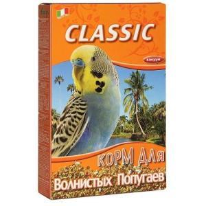 Корм для попугаев Fiory Classic, 905 г, злаки
