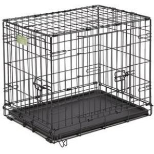 Клетка для домашних животных Midwest iCrate, размер 3, размер 91х58х64см., черный