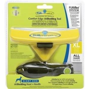 Фурминатор для собак Furminator FURflex, размер ХL