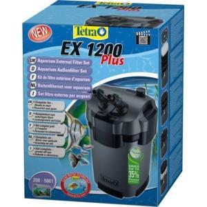 Внешний фильтр для аквариумов Tetra  EX 1200 Plus