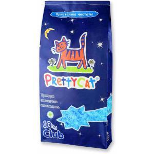 Наполнитель для кошачьих туалетов Pretty Cat Кристаллы Чистоты, 10 кг