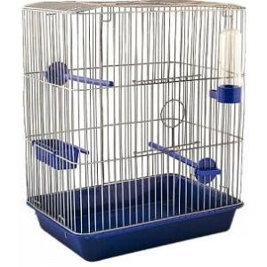 Клетка для птиц Дарэлл ECO, 1 кг, размер 33х24х40см.