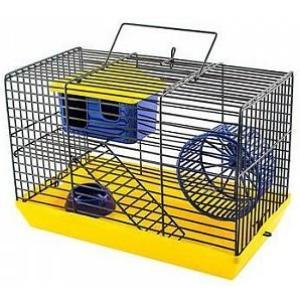 Клетка для грызунов Дарэлл ECO, размер 25х14х25см.