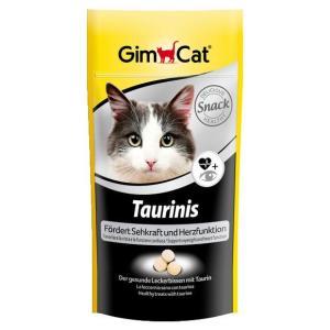 Лакомство для кошек GimCat Taurinis, 40 г