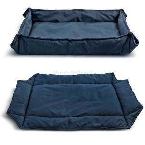 Лежанка для собак Triol Комфорт S, размер 68х58см., синий