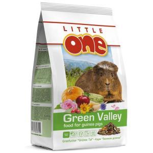Корм для грызунов Little One Зеленая долина, 750 г