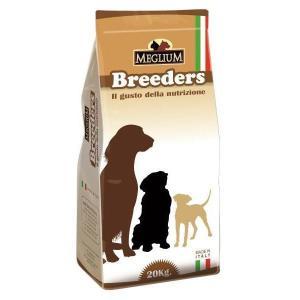 Корм для собак MEGLIUM Sensible Breeders, 20 кг, ягненок с рисом