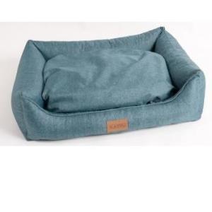 Лежанка для собак Katsu Sofa Opi XXL, размер 124х93х25см., аквамарин