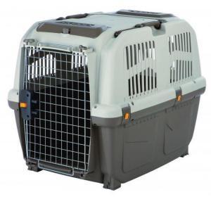 Переноска для собак MPS Skudo IATA, размер 5, размер 79х59х65см., коричнево-песчаный