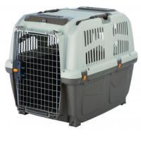 Фотография товара Переноска для собак MPS Skudo IATA, размер 5, размер 79х59х65см., коричнево-песчаный