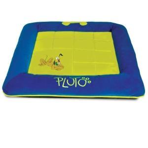 Лежанка для собак и кошек Triol Pluto-2, размер 56х56х8см.