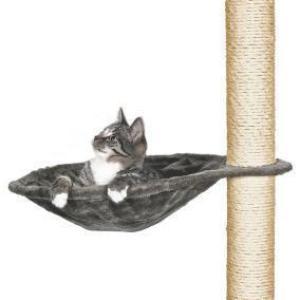 Гамак для кошки Trixie, серый