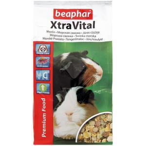 Корм для морских свинок Beaphar Xtra Vital, 1 кг