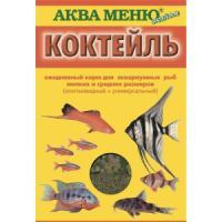 Фотография товара Корм для рыб Аква Меню Коктейль, 15 г