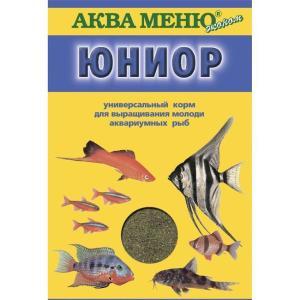 Корм для рыб Аква Меню Юниор, 20 г