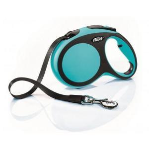 Поводок-рулетка для собак Flexi New Comfort L, синий