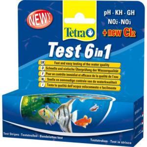 Тест-полоски для воды Tetra  Tetratest