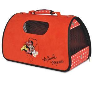 Сумка-переноска для собак и кошек Triol  Disney Minnie, размер 50x28x29см.