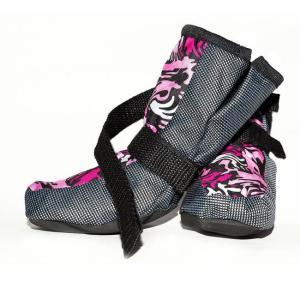 Ботинки утепленные для собак Osso Fashion, размер 2, 4 шт., цвета в ассортименте