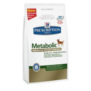 Корм для собак Hill's Metabolic, 4 кг