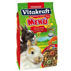 Корм для кроликов Vitakraft Menu Vital, 500 г