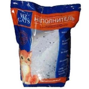 Наполнитель для кошачьего туалета Wc Closet, 3.4 кг, 7.6 л