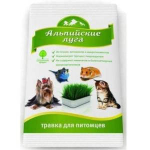 Витамины для кошек АВЗ Альпийские луга, 100 г
