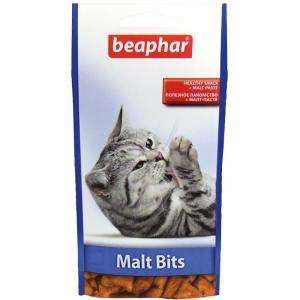 Лакомство для кошек Beaphar Malt Bits, 35 г