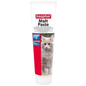 Витамины для кошек Beaphar Malt Paste, 100 г