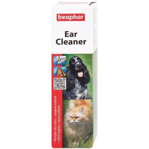 Ушные капли для собак и кошек Beaphar Ear Cleaner, 50 мл