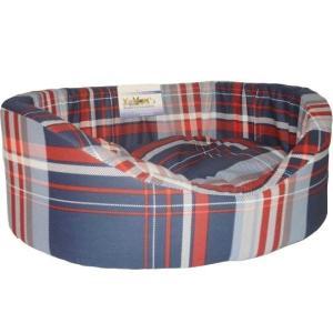 Лежак для собак Бобровый дворик, размер 9, размер 105х69х24см., цвета в ассортименте