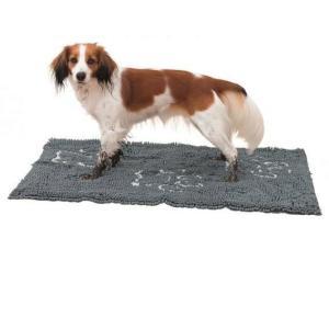 Подстилка для собак Trixie M, размер 80х55см., серый