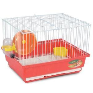Клетка для грызунов Triol, размер 30х23х21см., цвета в ассортименте