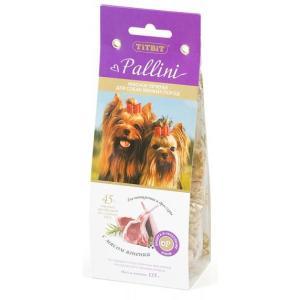 Печенье для собак TitBit Pallini, 137 г