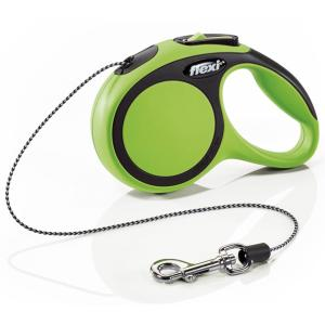 Рулетка для собак Flexi New Comfort XS, зеленый