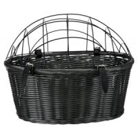 Фотография товара Корзина для перевозки Trixie Bicycle Basket, размер 44×34×35см., серый