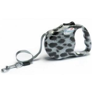 Поводок для собак Freego Барс M, серый
