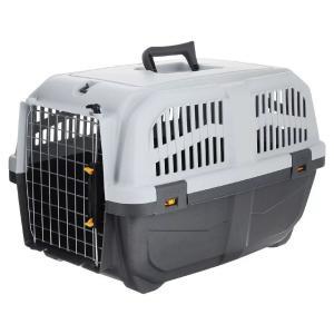 Переноска для собак и кошек MPS Skudo 2, размер 2, размер 55х36х35см., серый