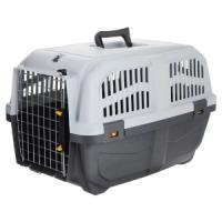 Фотография товара Переноска для собак и кошек MPS Skudo 2, размер 2, размер 55х36х35см., серый