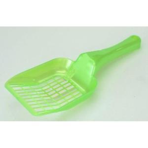 Совок для туалета Homecat 3510331, зеленый перламутр