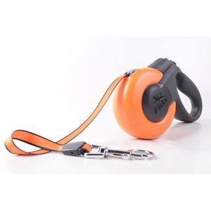 Поводок-рулетка для собак Fida Mars, оранжевый