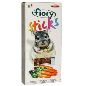 Лакомство для грызунов Fiory Sticks, 150 г