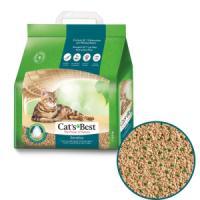 Фотография товара Наполнитель для кошачьего туалета Cat's Best Sensitive, 2.9 кг