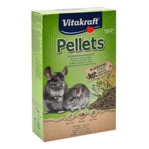 Корм для шиншилл Vitakraft Pellets, 1 кг