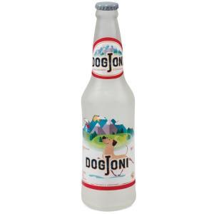 Игрушка для собак Triol Бутылка - DogJoni, размер 6.5х24см.