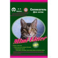 Фотография товара Наполнитель для кошачьего туалета Mimi Litter Зеленые гранулы, 1.8 кг