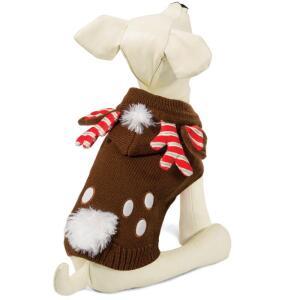 Свитер для собак Triol Рождественский Олень XXL, размер 45см.